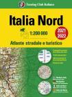 Atlante Stradale D'italia. Nord 1:200.000