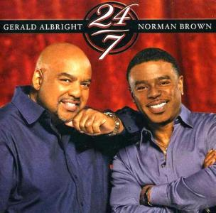 Gerald Albright / Norman Brown - 24/7