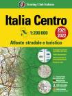 Atlante Stradale Italia Centro 1:200.000