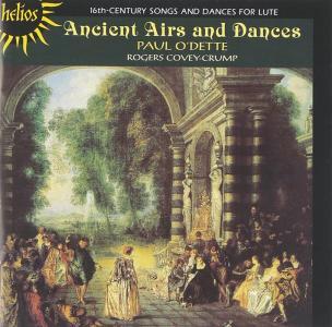 Paul O'Dette: Ancient Airs & Dances