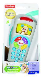 Mattel: Fisher Price - Telecomando Del Cagnolino