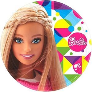Barbie Sparkle - 8 Piatti 23 Cm