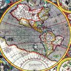 Calendario Allaluna 2022 - Antique Maps ( Formato 30 X 30 )