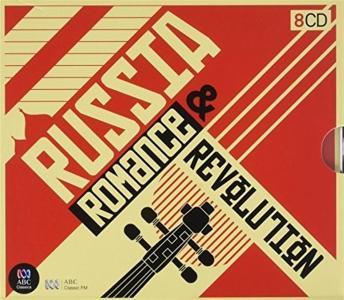 Russia: Romance & Revolution (8 Cd)