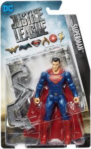 Mattel FGG62 - Justice League - Action Figure 15 Cm - Superman