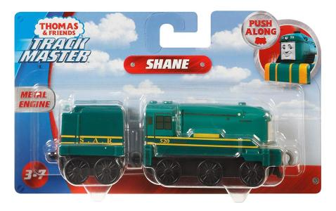 Mattel FXX17 - Il Trenino Thomas - Track Master - Locomotiva Large Shane