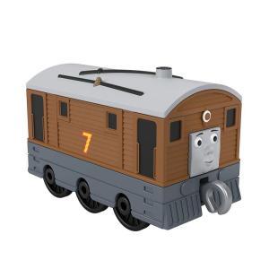 Mattel GHK63 - Il Trenino Thomas - Track Master - Locomotiva Small Tob