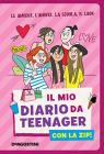 Il Mio Diario Da Teenager Con La Zip!