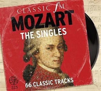 Wolfgang Amadeus Mozart - Classic Fm: The Singles (3 Cd)