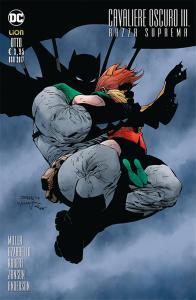 Batman DK III. Razza suprema. Variant A. Vol. 8