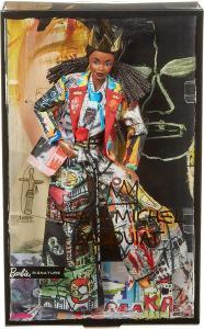 Mattel GHT53 - Barbie - Barbie X Jean Michel Basquiat