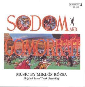 Miklos Rozsa - Sodom & Gomarrah / O.S.T.