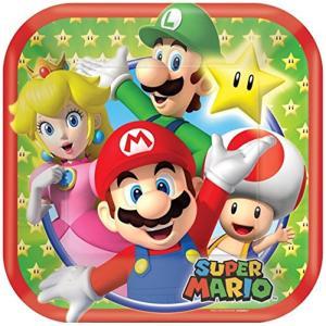 Super Mario Bordjes 8St.
