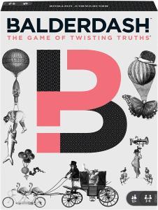 Balderdash: The Game Of Twisting Truths (Gioco Da Tavolo)
