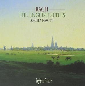Johann Sebastian Bach - The English Suites (2 Cd)