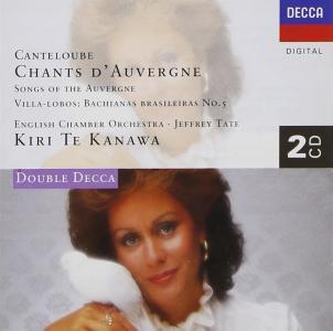 Joseph Canteloube - Chants D'Auvergne (2 Cd)