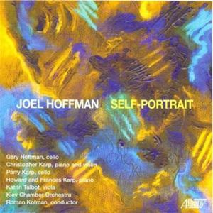 Joel Hoffman - Self-Portrait