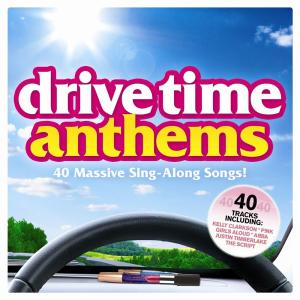 Drive Time Anthems / Various (2 Cd)