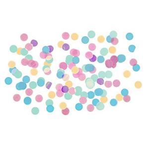 Decoration Confetti Happy Birthday Pastel 15