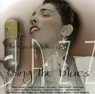 Great Ladies Of Jazz: Sing The Blues / Various