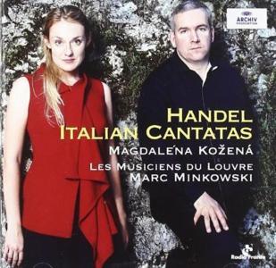 Georg Friedrich Handel - Cantate Italiane