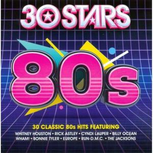 30 Stars: 80s (2 Cd)