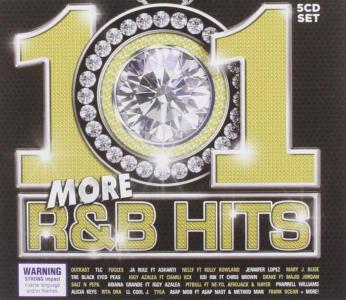 101 More R&b Hits / Various (5 Cd)
