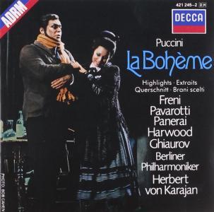 Puccini - La Boheme - Pavarotti/Karajan
