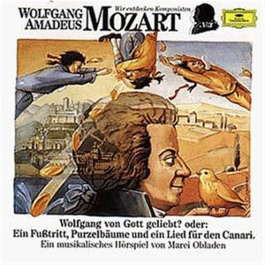 Wolfgang Amadeus Mozart - Wir Entdecken Komponisten