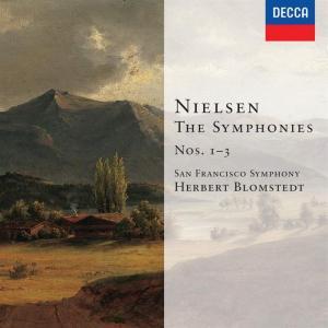 Carl Nielsen - The Symphonies Nos.1-3 (2 Cd)