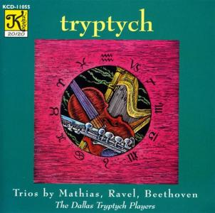 Tryptych: Trios By Mathias, Ravel, Beethoven