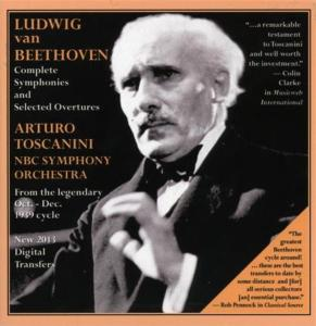 Ludwig Van Beethoven - Complete Symphonies And Selected Overtures (5 Cd)