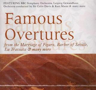 Famous Overtures (Nozze Di Figaro / Barbiere Di Siviglia / La Traviata e Altri)