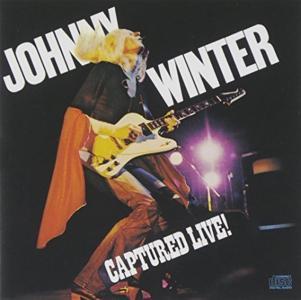 Johnny Winter - Captured Live!