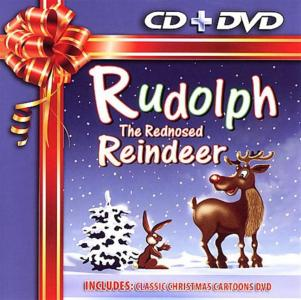 Rudolph The Red Nosed Reindeer / Various (Cd+Dvd)