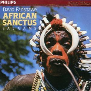 David Fanshave - African Sanctus