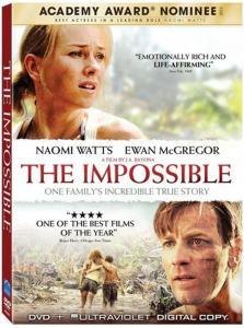 Impossible [Edizione in lingua inglese]