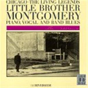 Little Brother Montgomery - Chicago The Living Legend