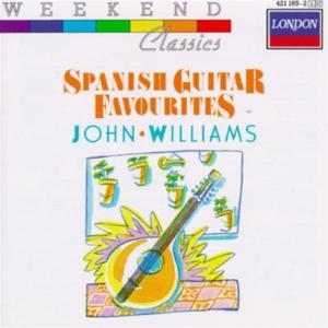 John Williams: Spanish Guitar Favorites
