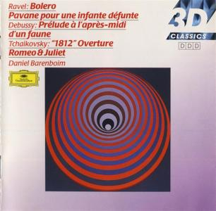 Maurice Ravel / Pyotr Ilyich Tchaikovsky - Bolero, 1812 Ouverture