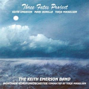 Keith Emerson Band (The) - Three Fates Project