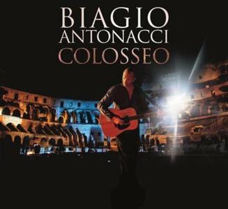 Biagio Antonacci - Colosseo (Cd+Dvd) Dvd Size