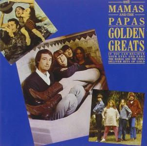 Mamas & The Papas (The) - Golden Greats