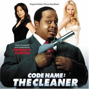 George S. Clinton - Code Name: The Cleaner / O.S.T.