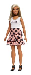 Mattel FXL51 - Barbie - Fashionistas - Polka Dot