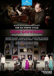 Schuen/Schafer/Harnoncourt/Concentus Musicus Wien - Don Giovanni (2 Dvd)