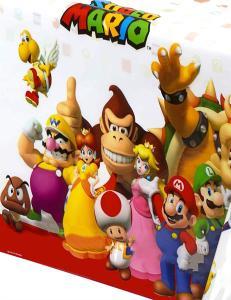 Witbaard: Super Mario Tafelkleed