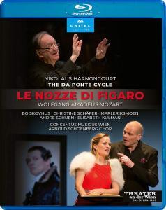 Skovhus/Harnoncourt/Concentus Musicus Wien/+ - Le Nozze Di Figaro