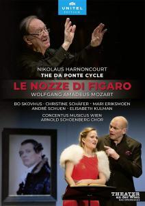 Skovhus/Harnoncourt/Concentus Musicus Wien/+ - Le Nozze Di Figaro (2 Dvd)