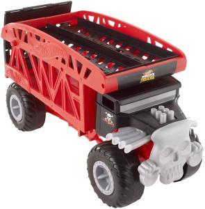 Mattel FYK13 - Hot Wheels - Monster Truck Trasportatore